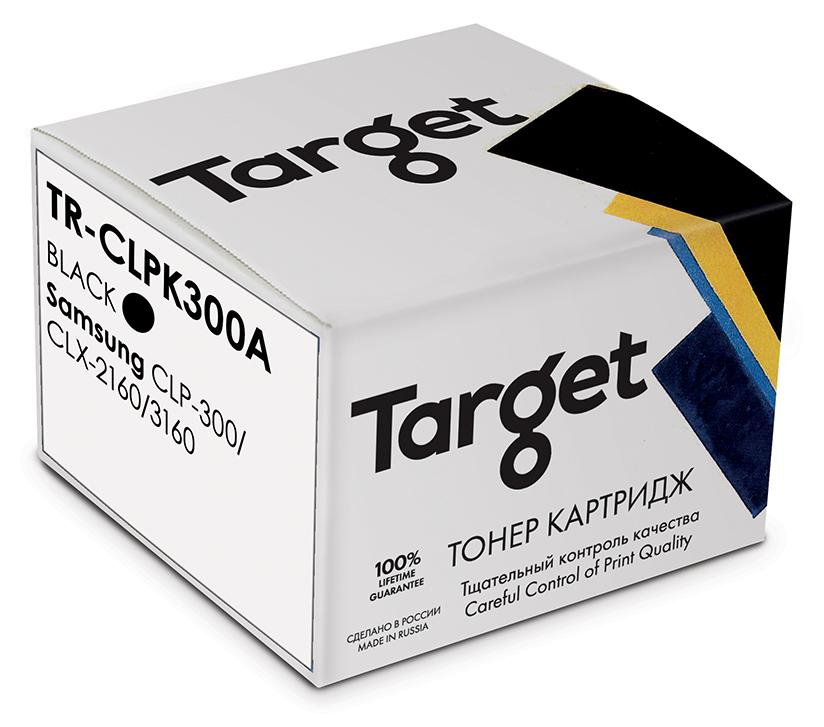 Тонер-картридж SAMSUNG CLP-K300A
