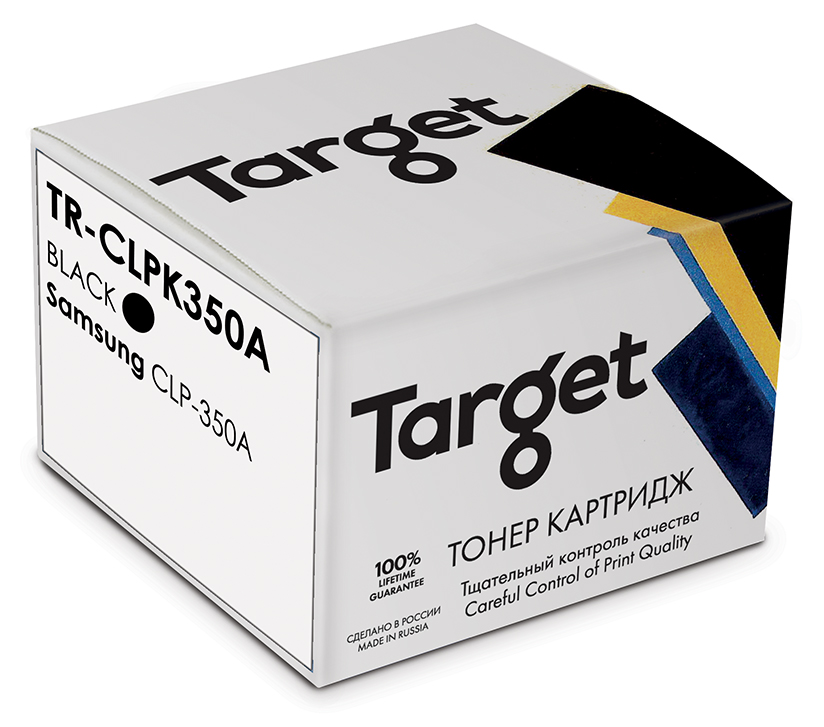 Тонер-картридж SAMSUNG CLP-K350A