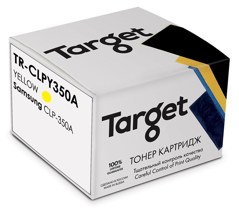 Тонер-картридж SAMSUNG CLP-Y350A