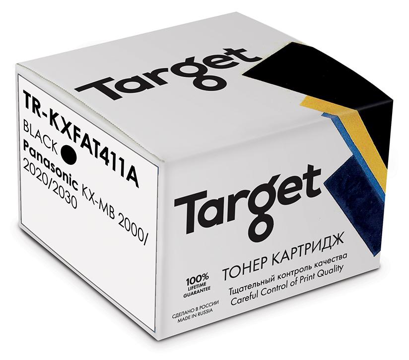 Тонер-картридж PANASONIC KX-FAT411А
