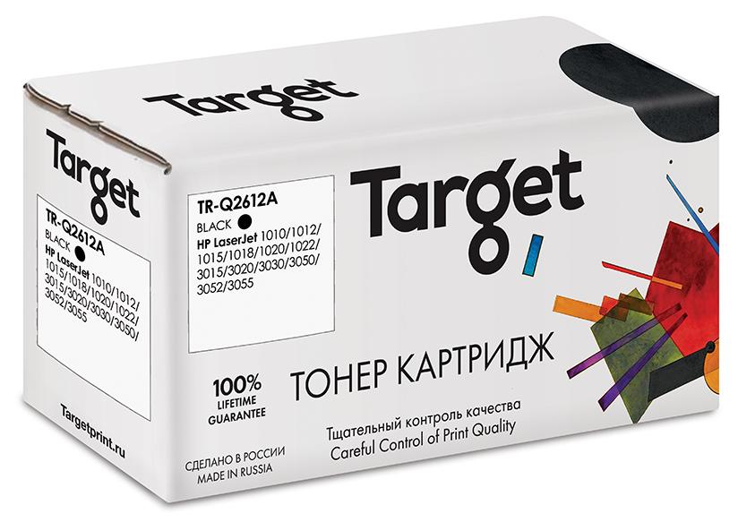HP Q2612A картридж Target