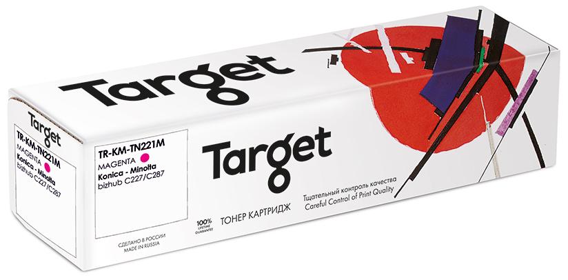 KONICA-MINOLTA KM-TN221M картридж Target