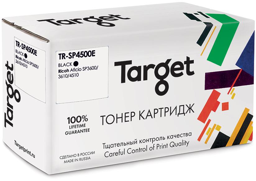 RICOH SP4500E картридж Target