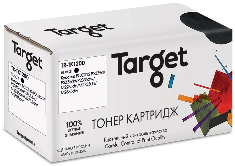 Тонер-картридж KYOCERA TK1200
