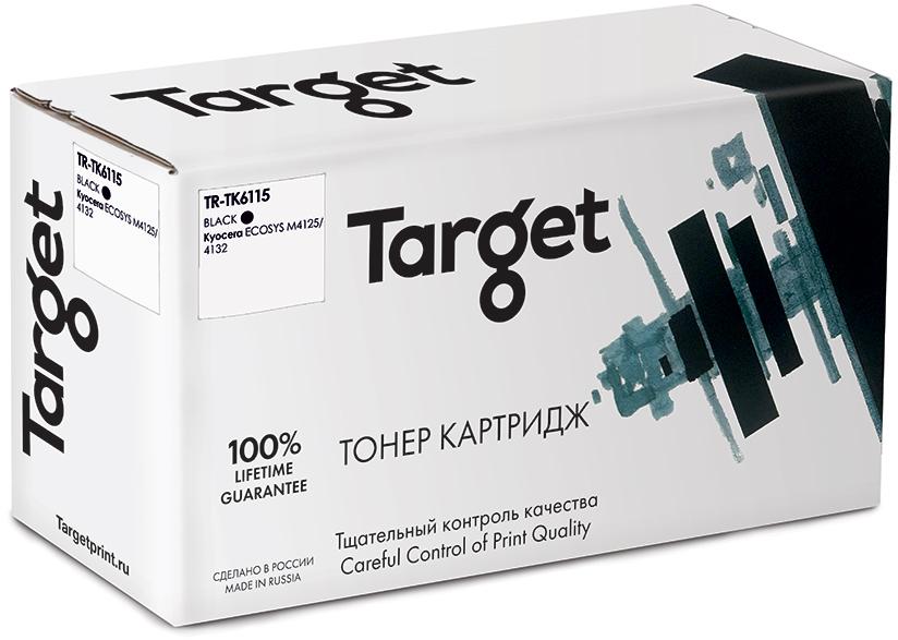 Тонер-картридж KYOCERA TK6115