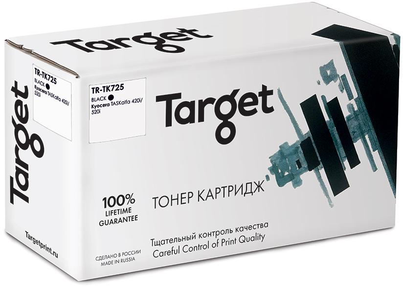 Тонер-картридж KYOCERA TK725