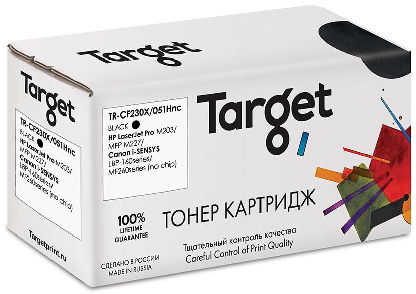 Тонер-картридж HP CF230X-051Hnc