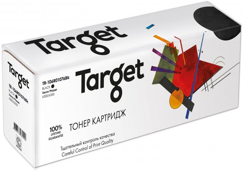 Тонер-картридж XEROX 106R01076Bk