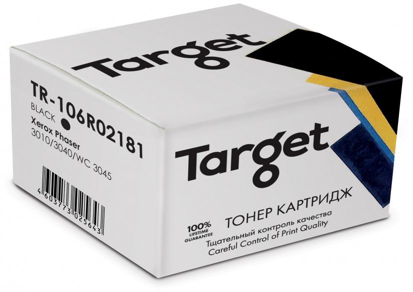 Тонер-картридж XEROX 106R02181