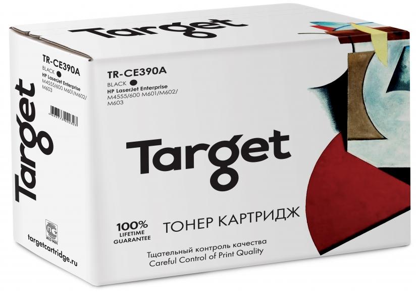Картридж HP CE390A