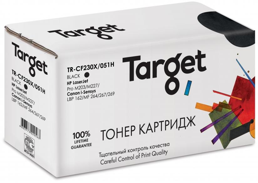 Тонер-картридж HP CF230X-051H