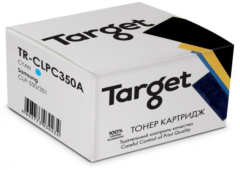 Тонер-картридж SAMSUNG CLP-C350A
