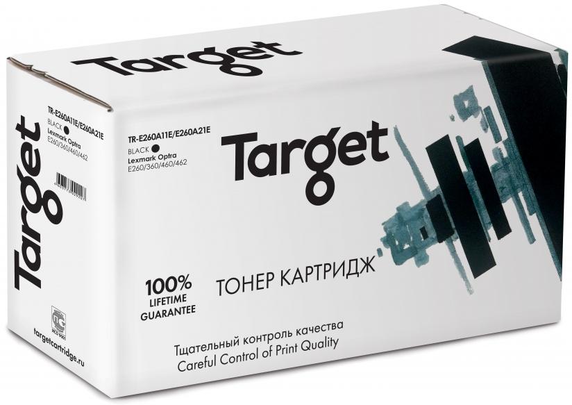 Тонер-картридж LEXMARK E260A11E/E260A21E