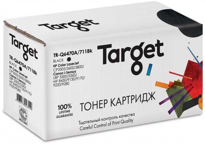 Картридж HP Q6470A-711Bk