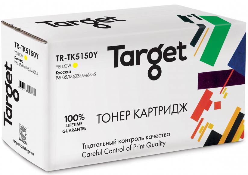 Тонер-картридж KYOCERA TK5150Y