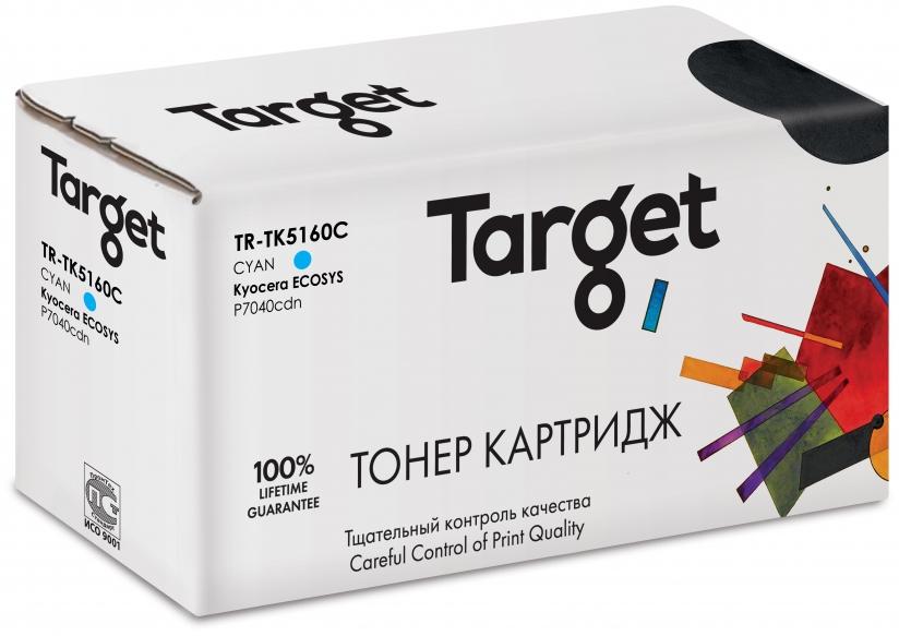 Тонер-картридж KYOCERA TK5160C