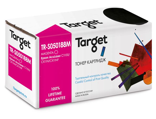 EPSON S050188M картридж Target