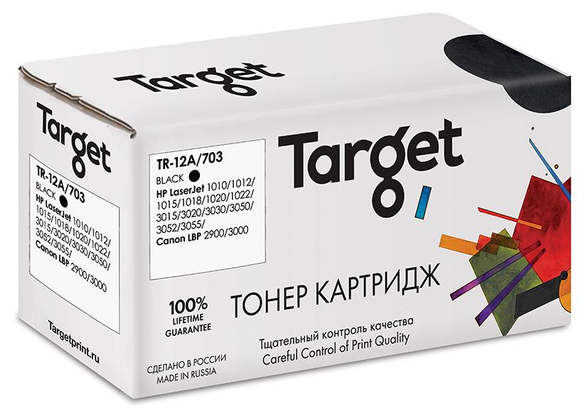 HP 12A/703 картридж Target