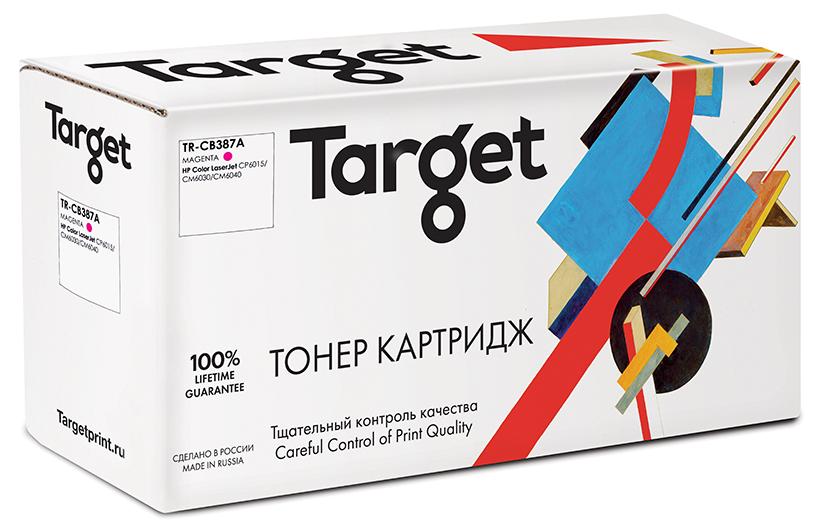 HP CB387A картридж Target