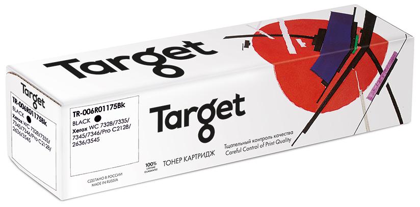 XEROX 006R01175Bk картридж Target