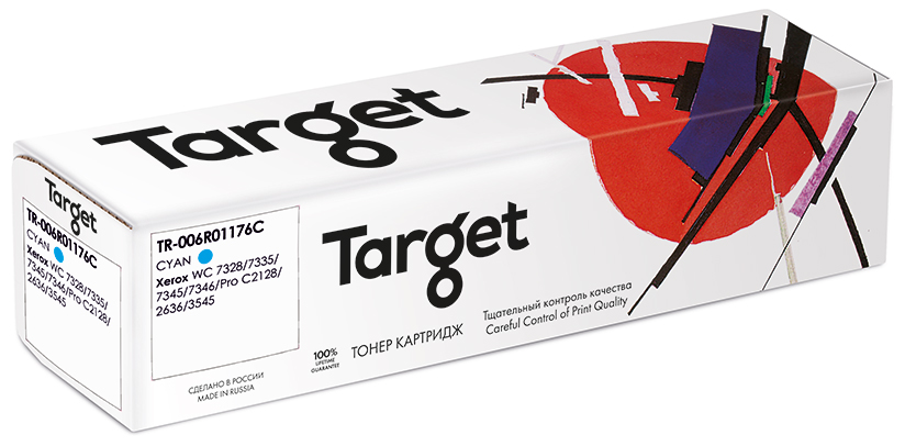 XEROX 006R01176C картридж Target