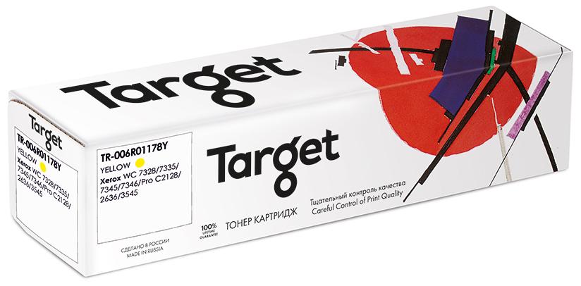 XEROX 006R01178Y картридж Target