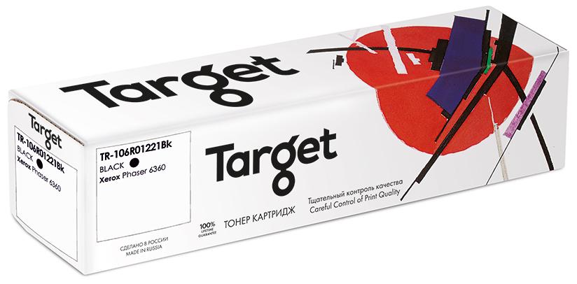 XEROX 106R01221Bk картридж Target