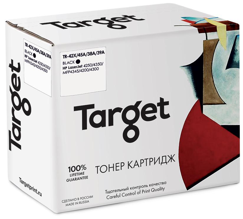 HP 42X-45A-38A-39A картридж Target