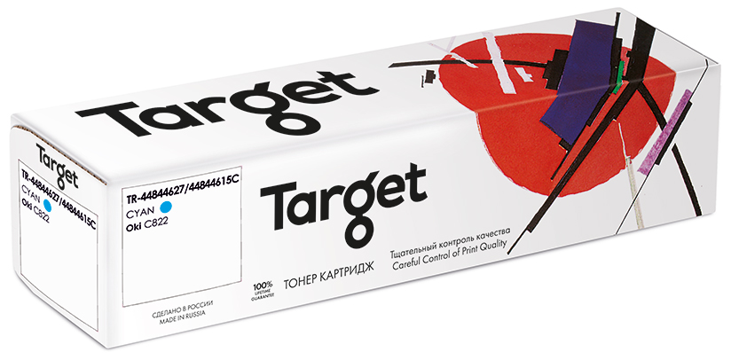 OKI TR-44844627-44844615C картридж Target