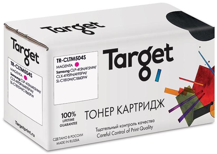 SAMSUNG CLTM504S картридж Target