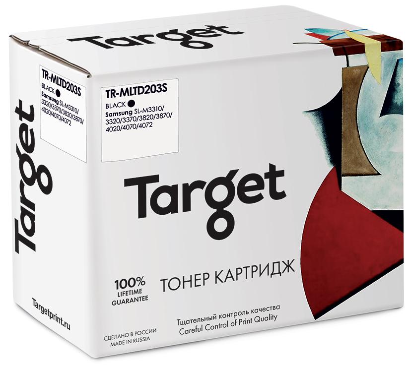 SAMSUNG MLTD203S картридж Target