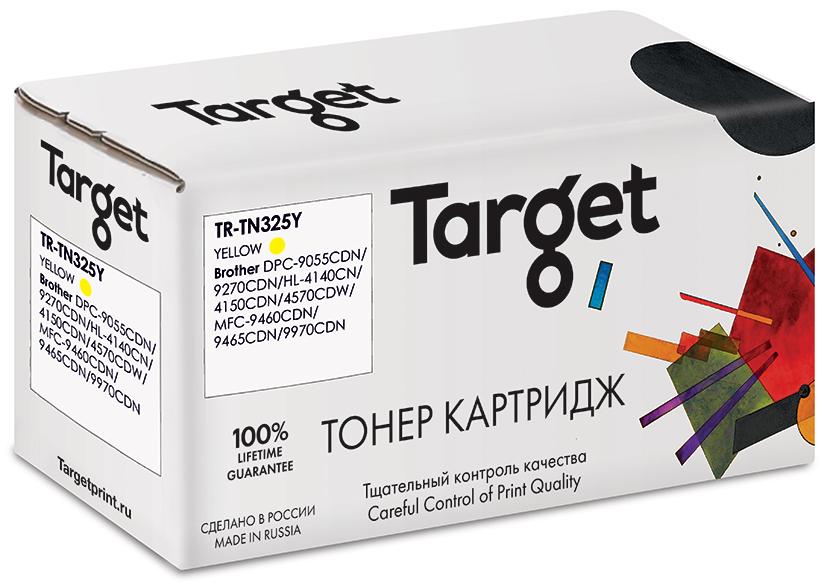 BROTHER TN325Y картридж Target